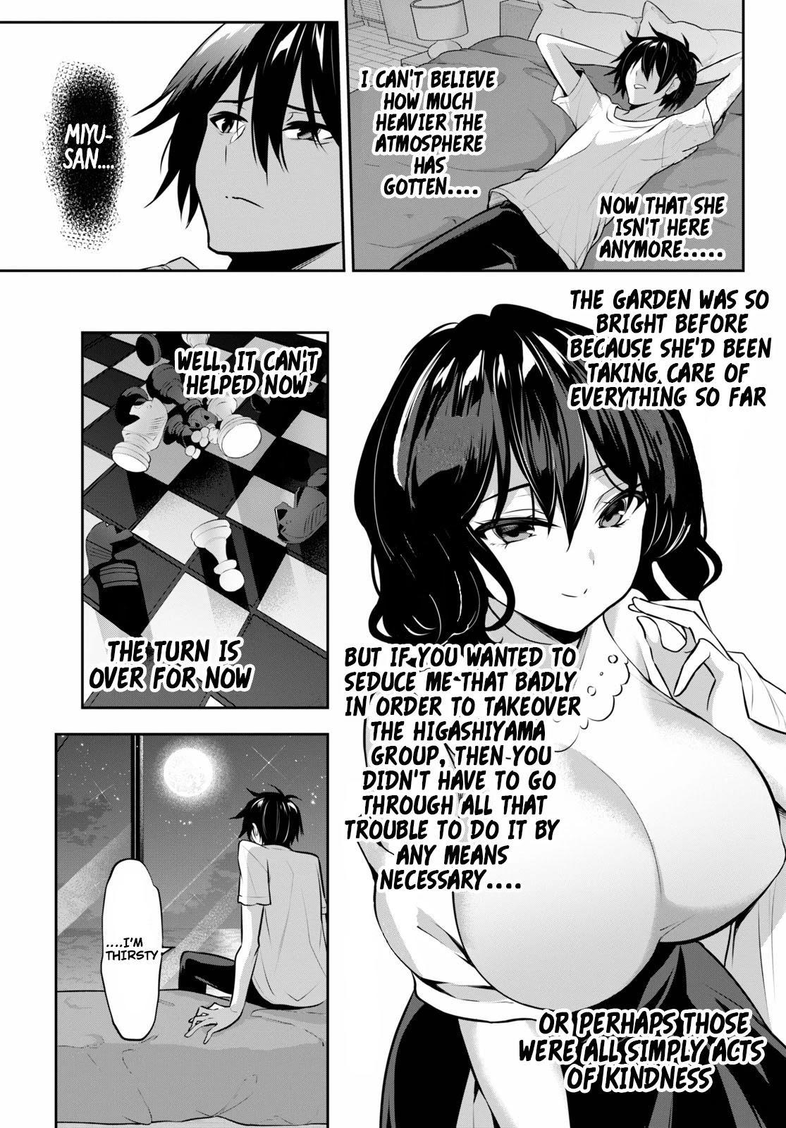 Strategic Lovers Chapter 7: Isolated Pawn page 5 - Mangakakalots.com