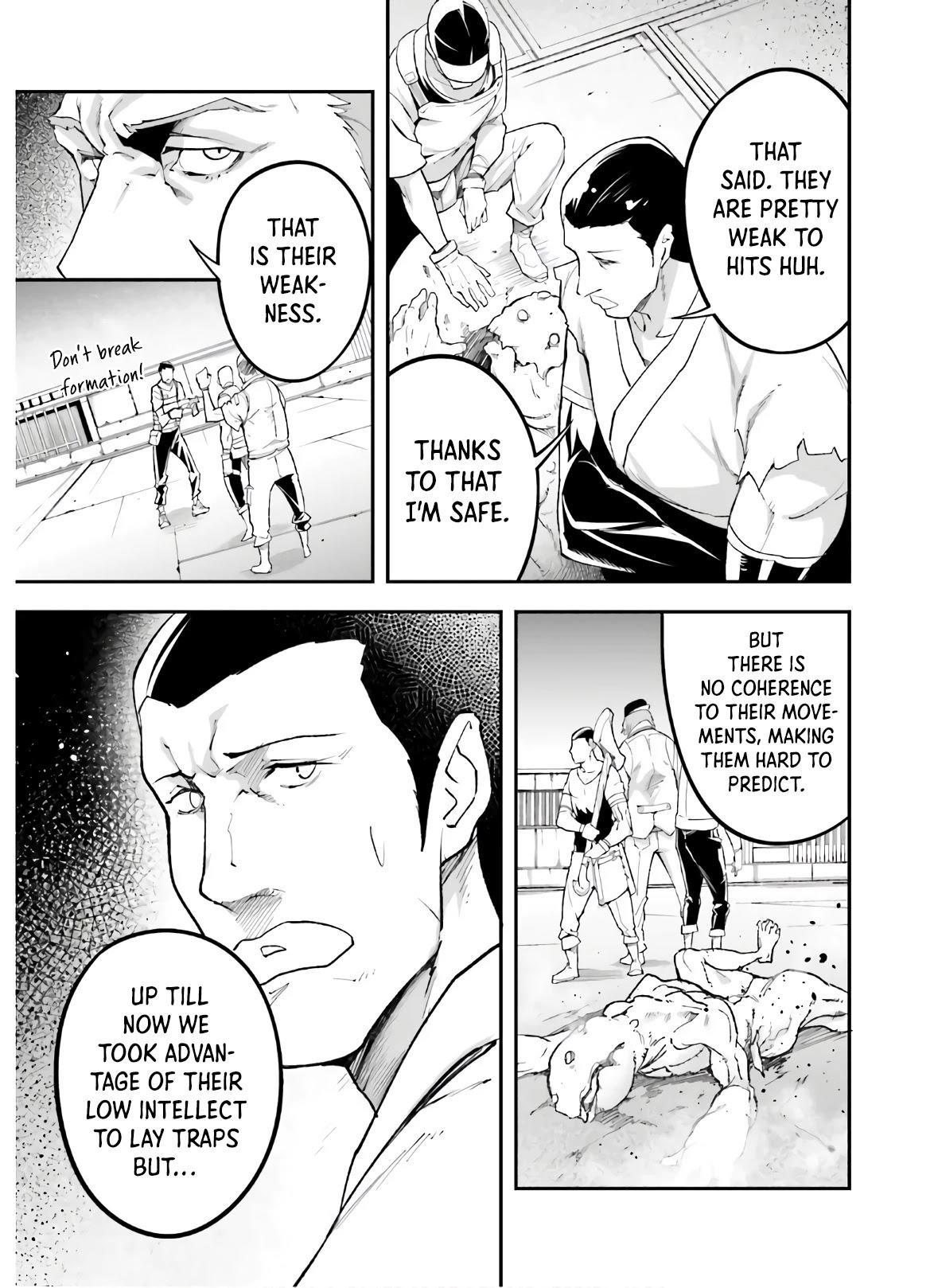 Lv999 No Murabito Chapter 47.2 page 9 - Mangakakalots.com