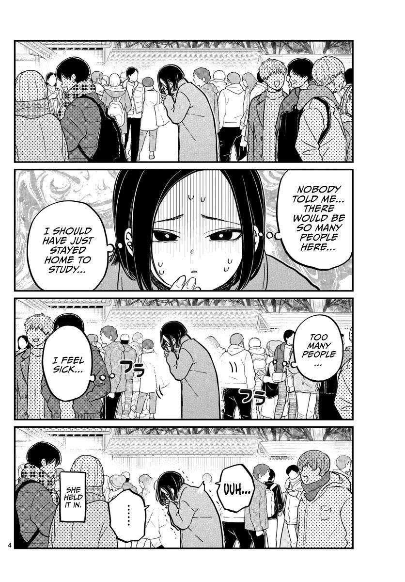 Komi-San Wa Komyushou Desu Chapter 275: Shut In page 4 - Mangakakalot