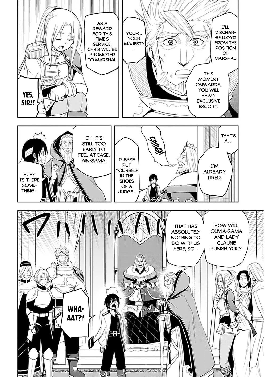 Maseki Gurume: Mamono No Chikara O Tabeta Ore Wa Saikyou! Chapter 24 page 15 - Mangakakalots.com