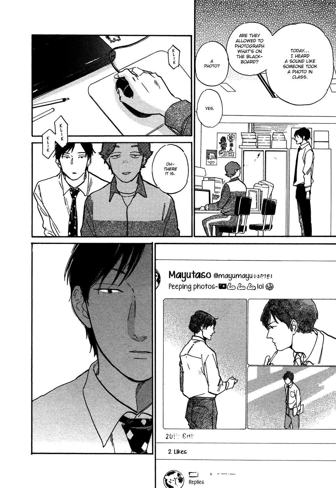 Stay Gold (Hideyoshico) Chapter 19 page 15 - Mangakakalots.com