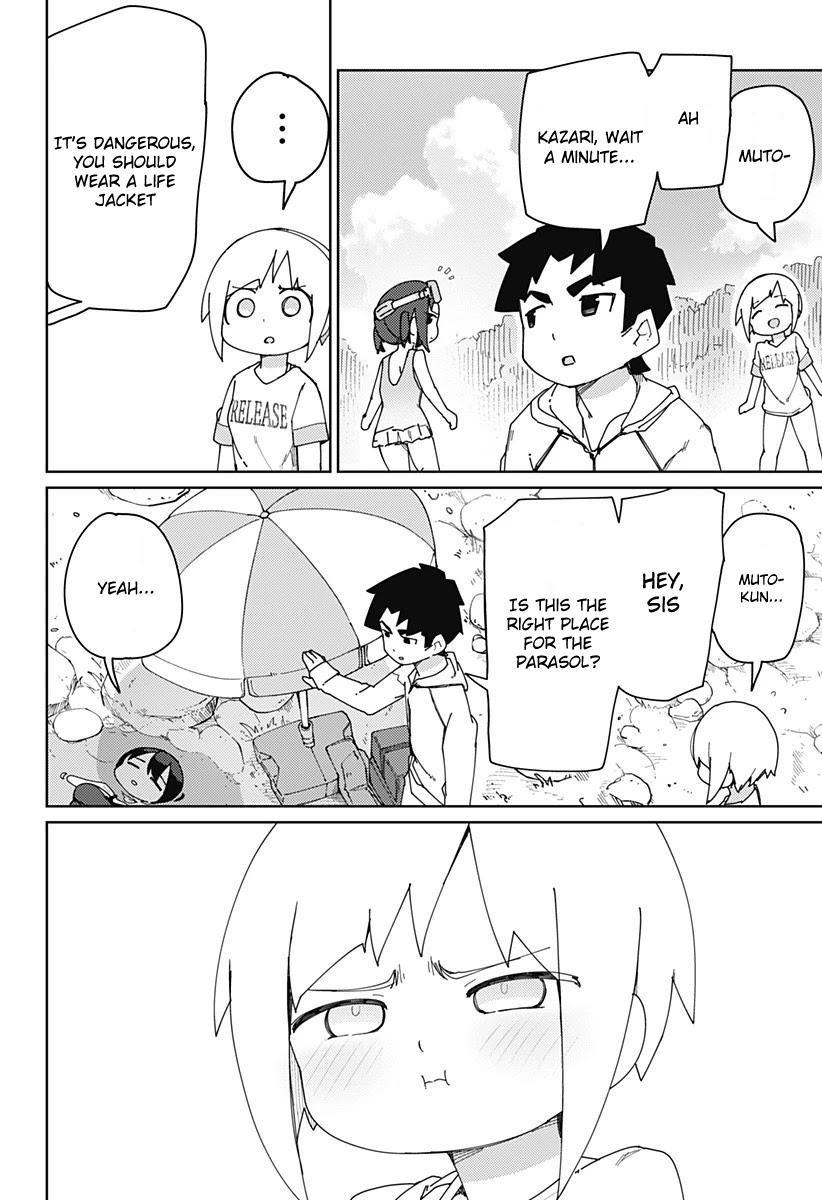 Muto And Sato Chapter 23 page 6 - Mangakakalots.com