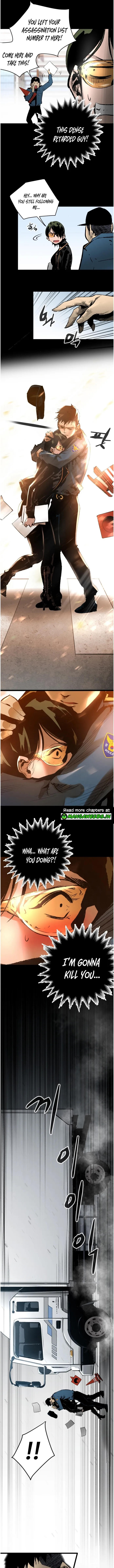 Gosam Mussang Chapter 33 page 6 - Mangakakalots.com