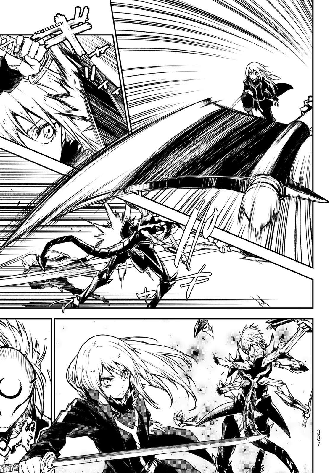 Tensei Shitara Slime Datta Ken Chapter 84 page 3 - Mangakakalots.com