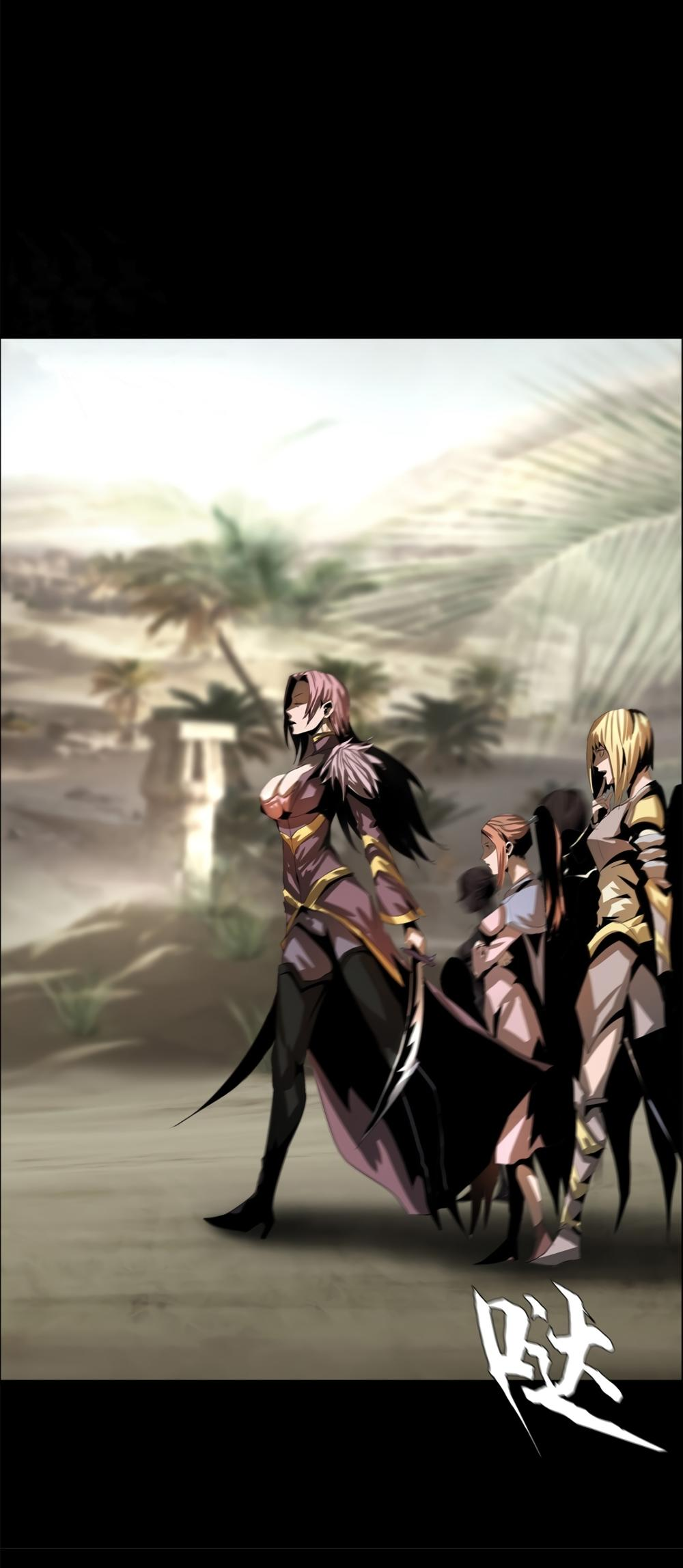 The Blade Of Evolution-Walking Alone In The Dungeon Chapter 37 page 17 - Mangakakalots.com