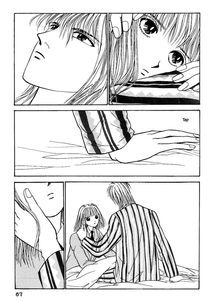 Shi To Kanojo To Boku Chapter 10.2 page 34 - Mangakakalots.com