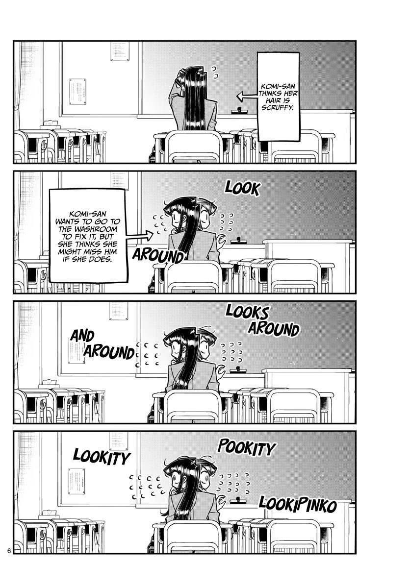 Komi-San Wa Komyushou Desu Chapter 314: Let's Meet Up Again page 6 - Mangakakalot