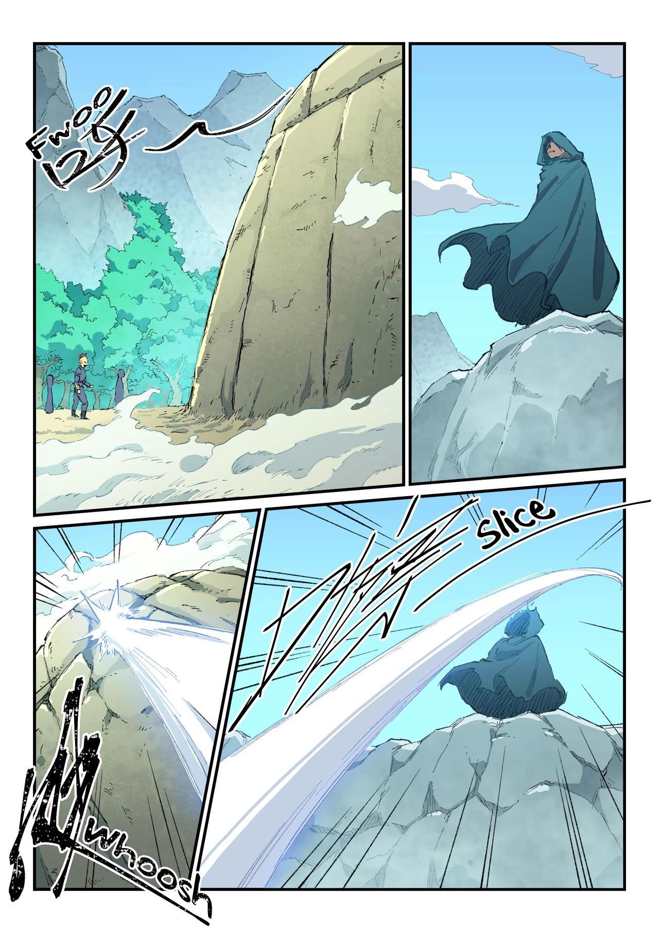 Star Martial God Technique Chapter 462 page 2 - Mangakakalots.com