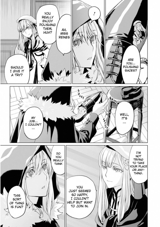 Lord El-Melloi Ii-Sei No Jikenbo Chapter 15 page 24 - Mangakakalots.com