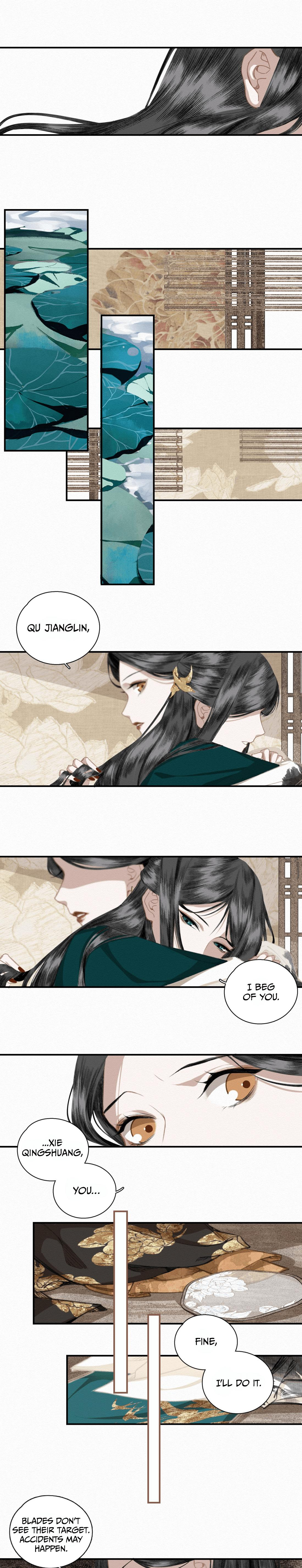 I Accidentally Saved The Jianghu'S Enemy Chapter 10: Reluctant page 5 - Mangakakalots.com