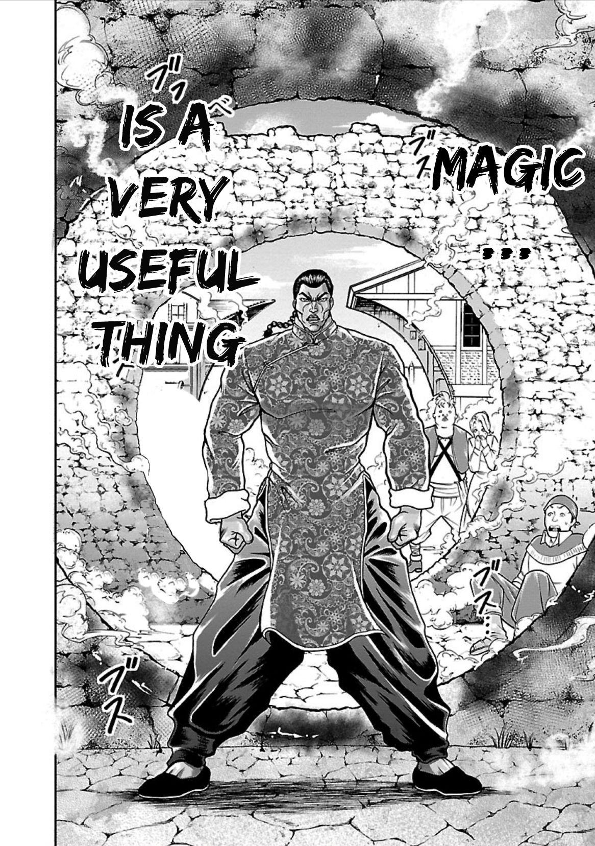 Baki Gaiden - Retsu Kaioh Isekai Tensei Shitemo Ikkō Kamawan! Vol.1 Chapter 8: Struggler page 8 - Mangakakalots.com