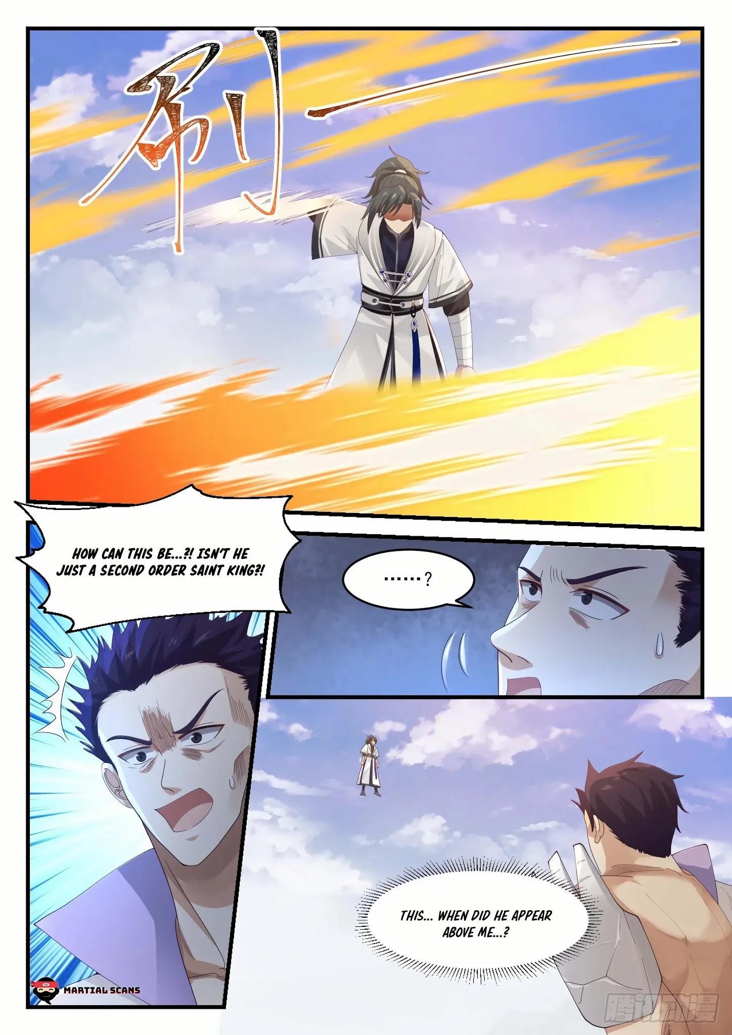 Martial Peak Chapter 1183: Kneel Down page 8 - Mangakakalots.com