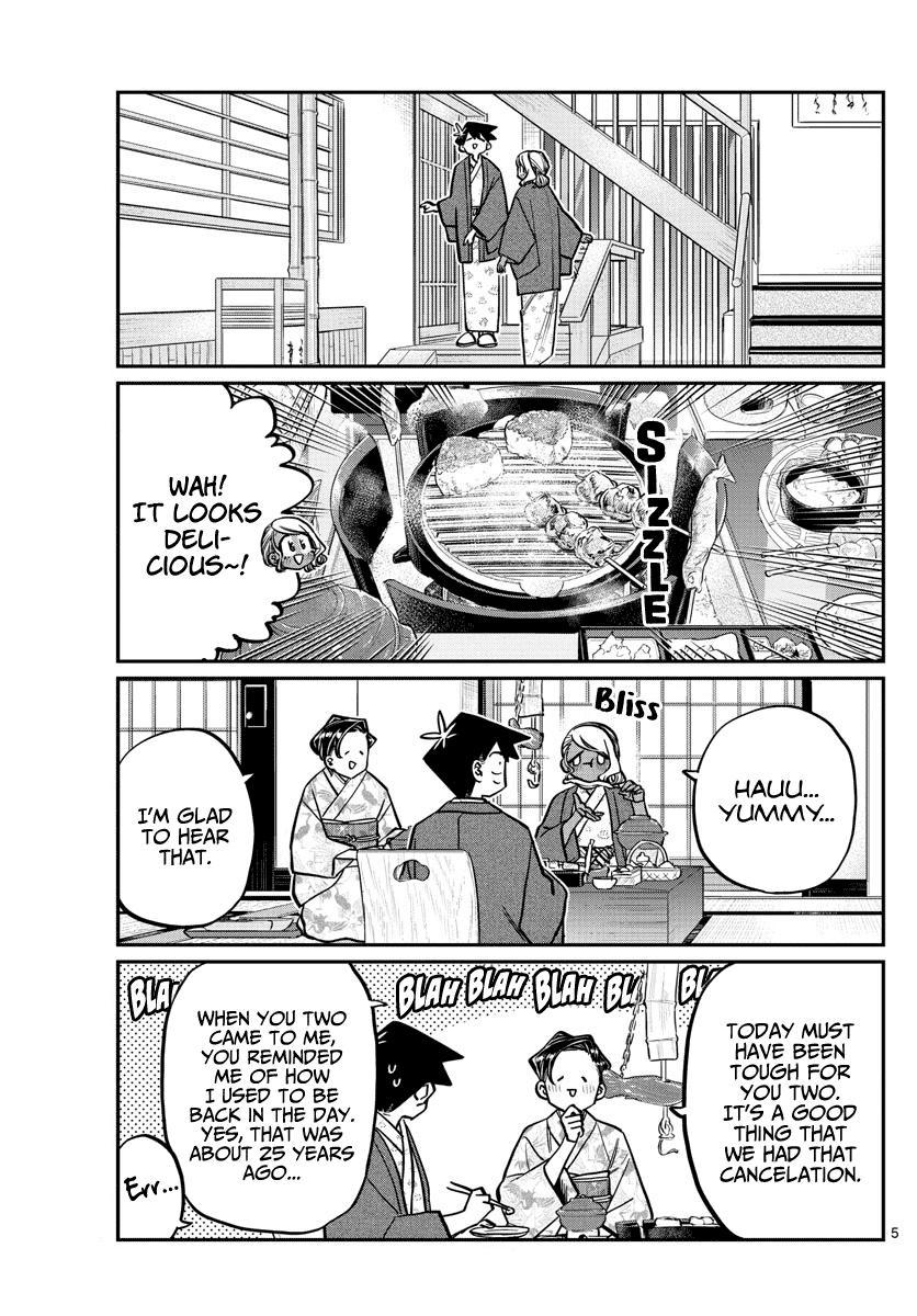 Komi-San Wa Komyushou Desu Chapter 264: Inn 2 page 5 - Mangakakalot