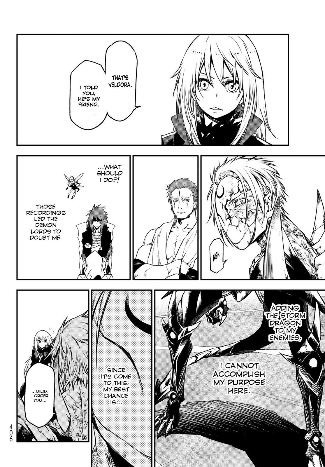 Tensei Shitara Slime Datta Ken Chapter 84 page 20 - Mangakakalots.com