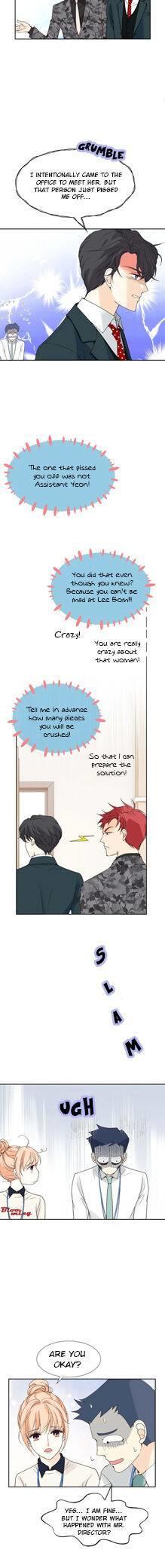 Lee Bom , Be Mine Chapter 17 page 6 - Mangakakalots.com