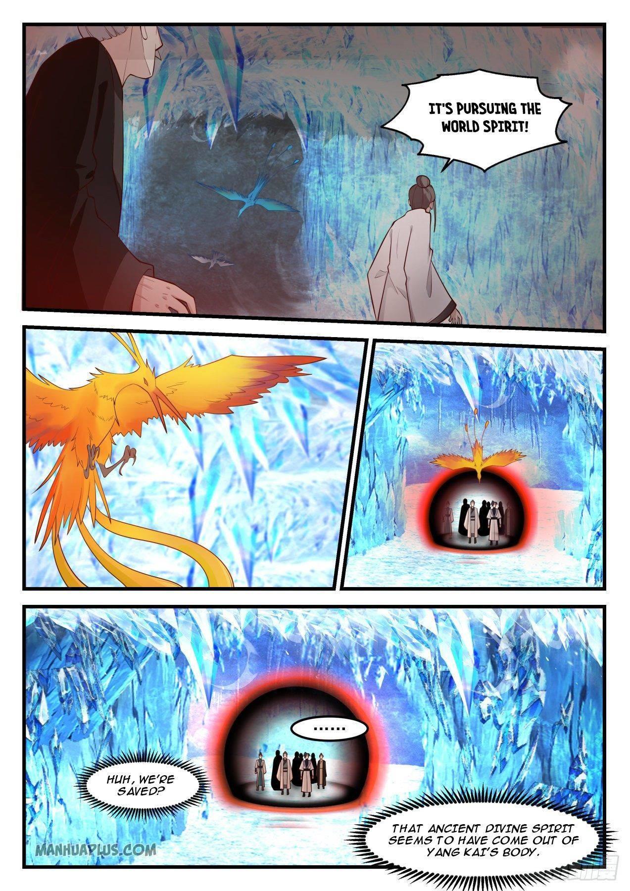 Martial Peak Chapter 1248 page 7 - Mangakakalots.com