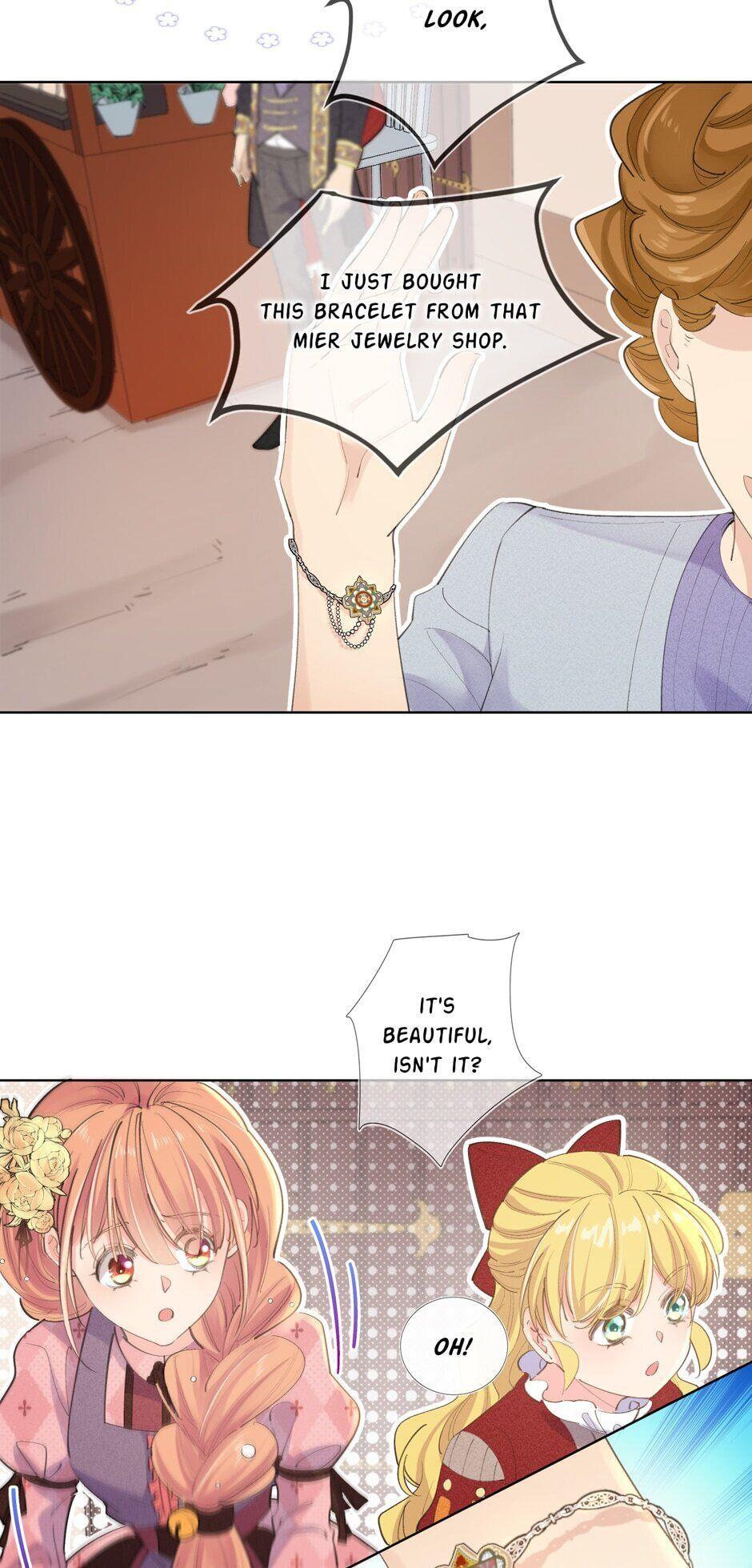 The Brilliant Miss Olive Chapter 15 page 37 - Mangakakalots.com