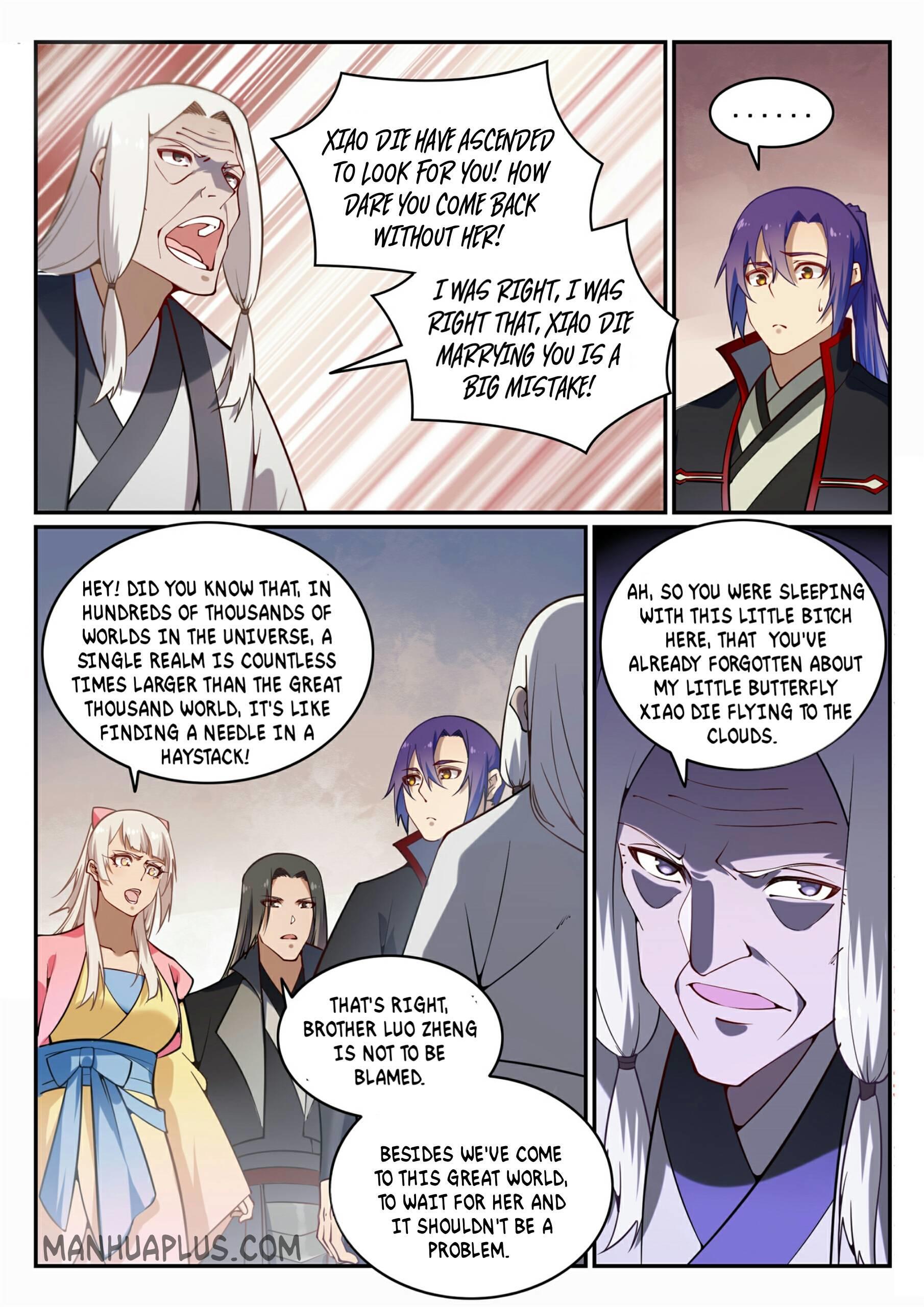 Apotheosis Chapter 710 page 13 - Mangakakalots.com