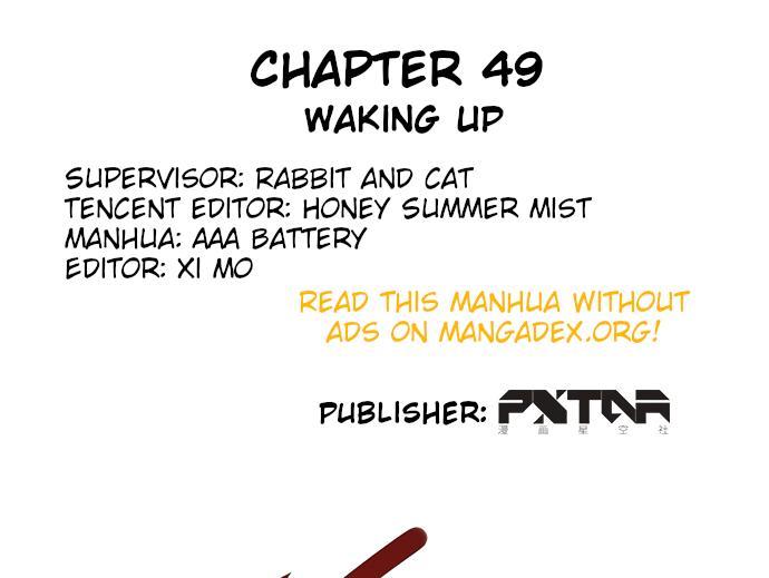 My Girlfriend Is A Villain Chapter 49: Waking Up page 3 - Mangakakalots.com