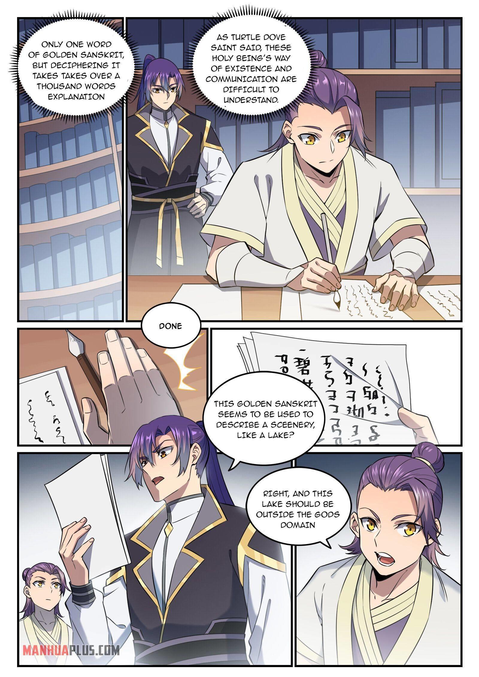 Apotheosis Chapter 780 page 3 - Mangakakalots.com