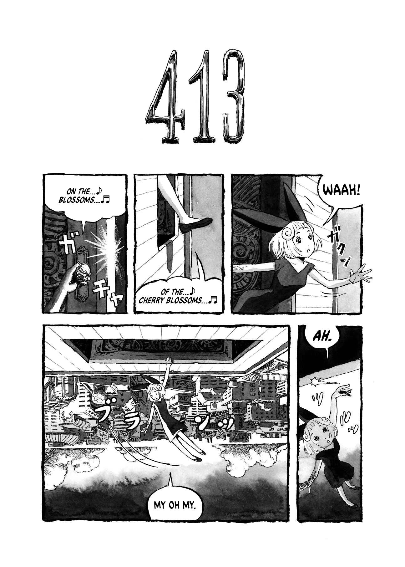 Bibliomania Chapter 3: The Bird Of Room 413 And The Hero Of Room 385 page 3 - Mangakakalots.com