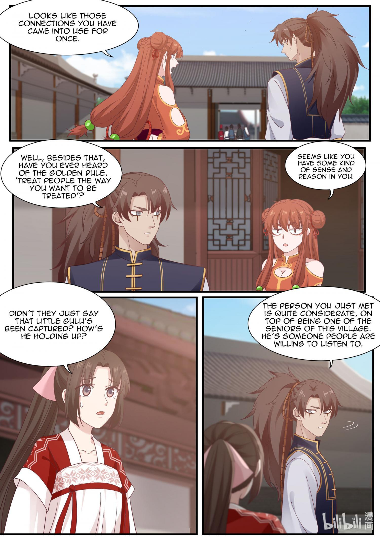 Xian Chan Nu Chapter 75 page 15 - Mangakakalots.com