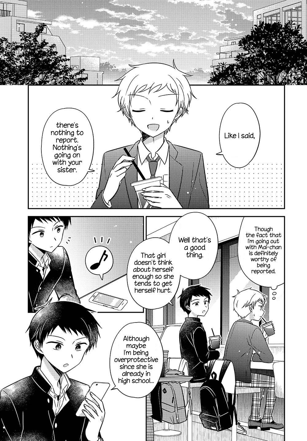 Dachi No Imouto Chapter 18 page 7 - Mangakakalots.com
