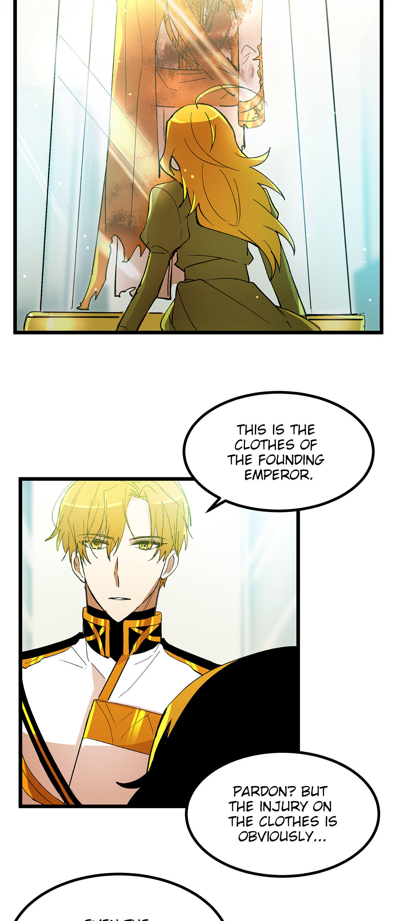 Living As The Emperor's Fiancé Chapter 34 page 10 - Mangakakalots.com