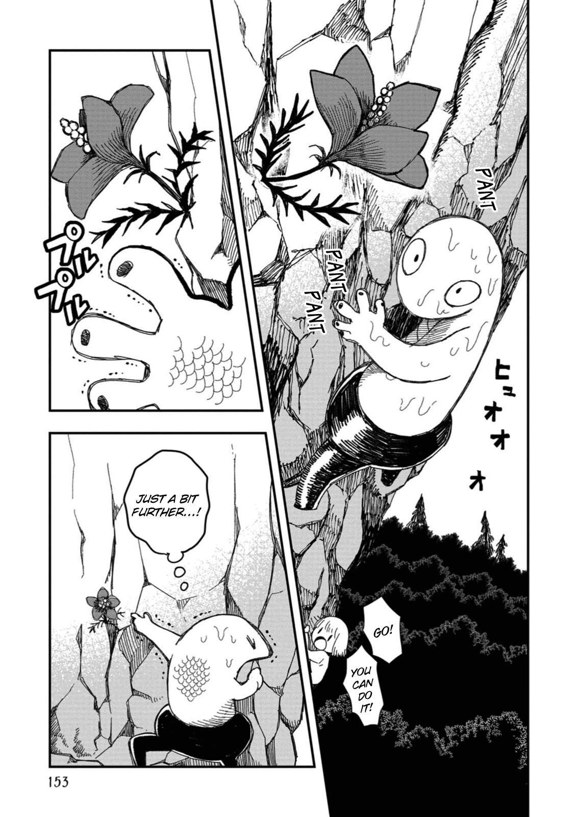 Rojica To Rakkasei Chapter 16: Love And Illusion page 7 - Mangakakalots.com