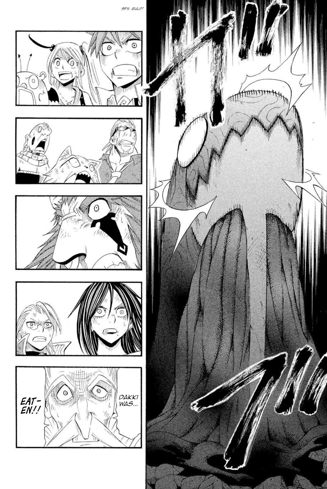Buster Keel! Chapter 40: Feast Of God (Part 5) page 32 - Mangakakalots.com