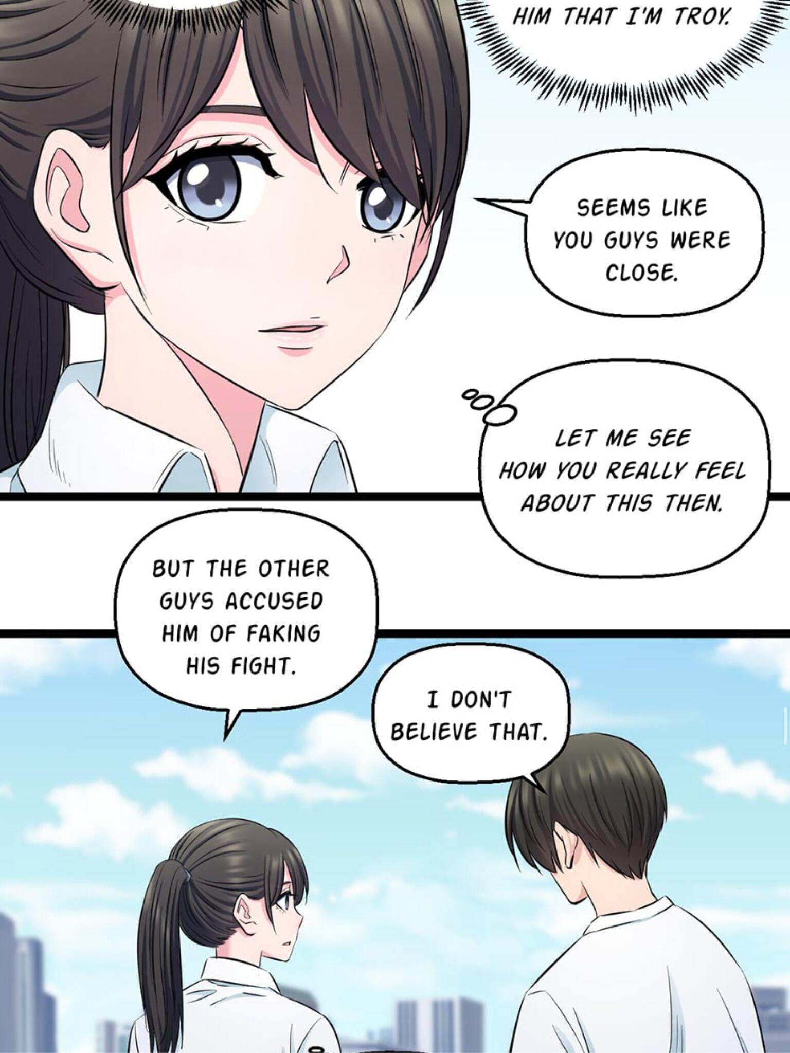 Fight Like A Girl Chapter 49 page 42 - Mangakakalots.com