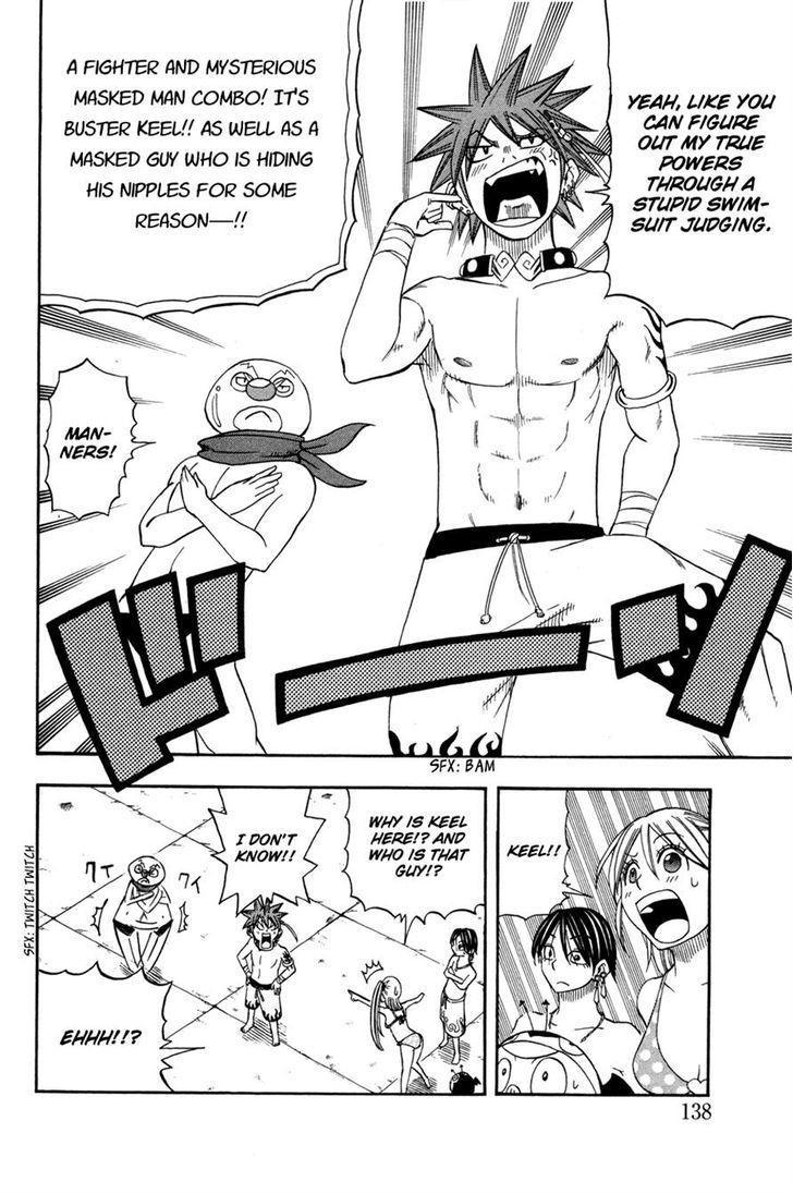Buster Keel! Vol.7 Chapter 26 : Adventurer S Circus (Part 1) page 39 - Mangakakalots.com