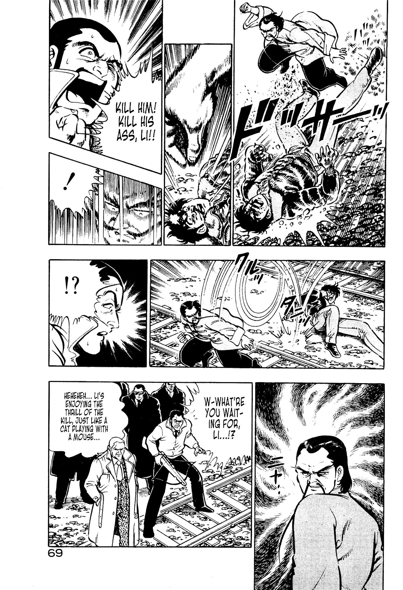 Karate Apocalypse Chapter 8: Secret Fist page 24 - Mangakakalots.com