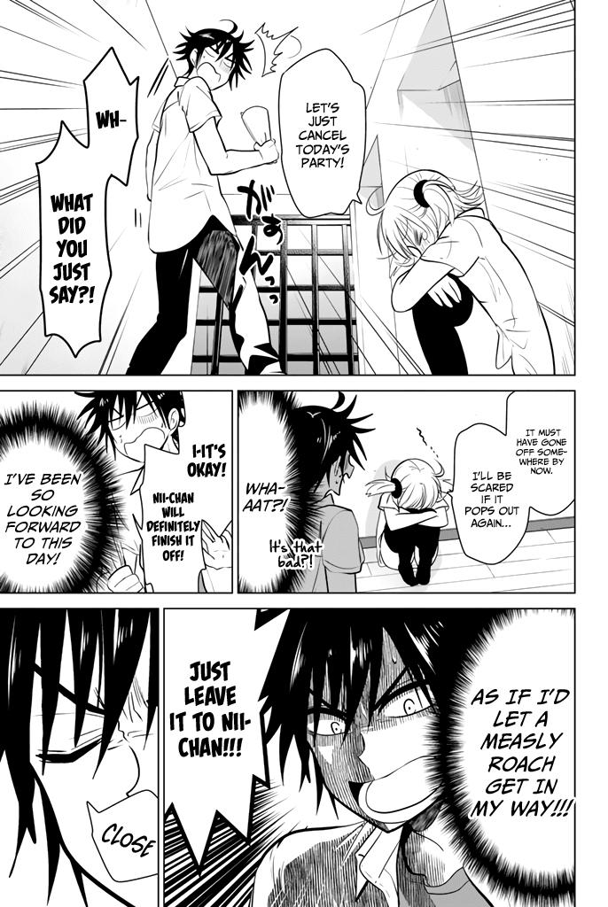 Rivnes Chapter 19: Me, My Little Sister, And The Birthday Party page 10 - Mangakakalots.com