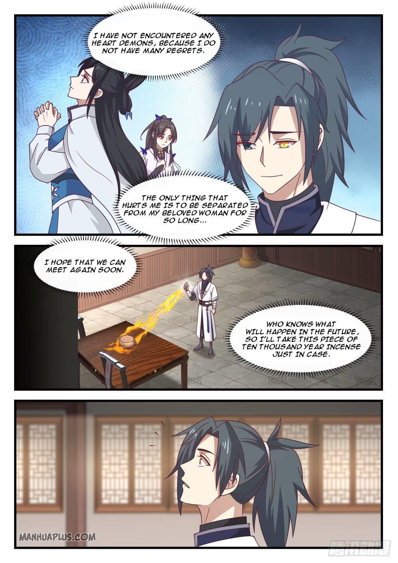 Martial Peak Chapter 1150 page 5 - Mangakakalots.com