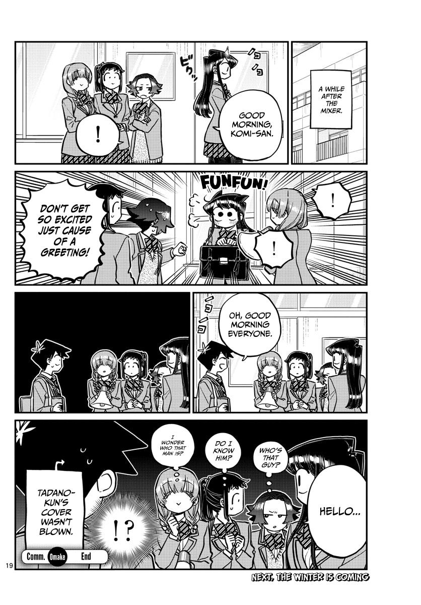 Komi-San Wa Komyushou Desu Chapter 254: Delusions 4 page 8 - Mangakakalot