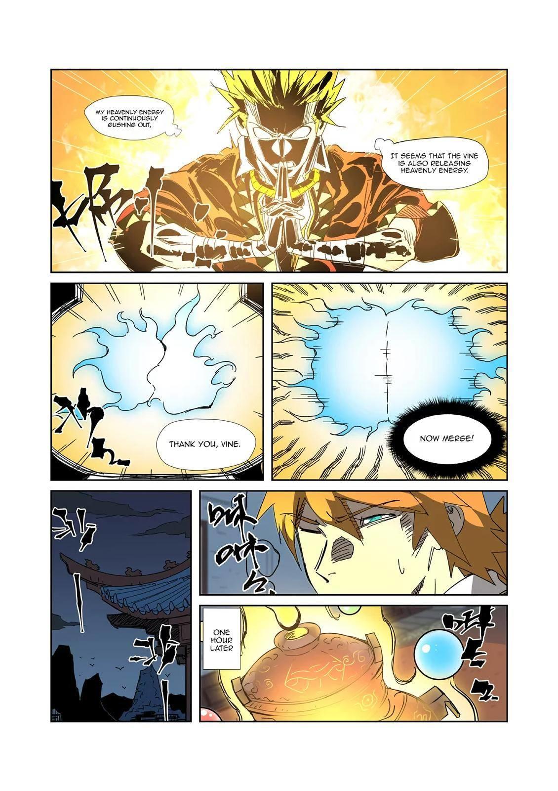 Tales Of Demons And Gods Chapter 332.5 page 10 - Mangakakalots.com