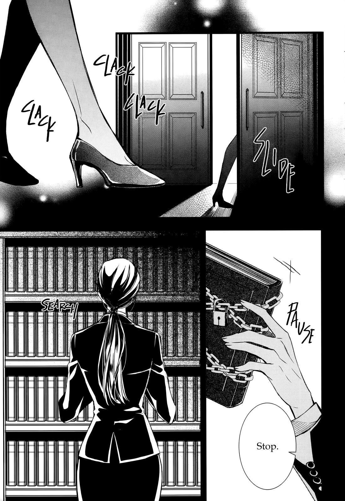 Vampire Library Chapter 36 page 16 - Mangakakalots.com