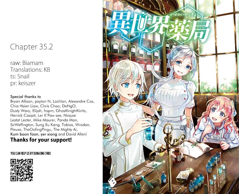 "Isekai Yakkyoku Chapter 35.2: Returning To The Capital"" (Part 2) page 1 - Mangakakalots.com"