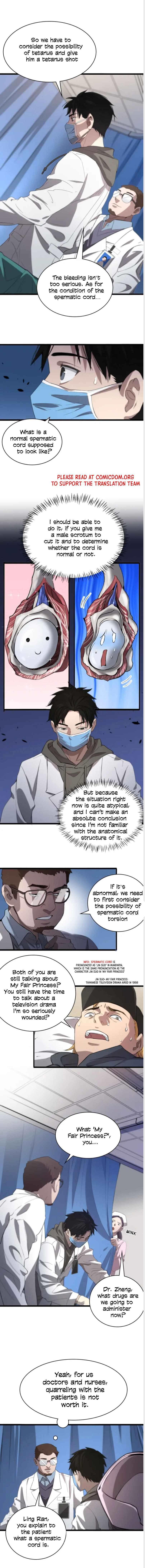 Great Doctor Ling Ran Chapter 29 page 5 - Mangakakalots.com