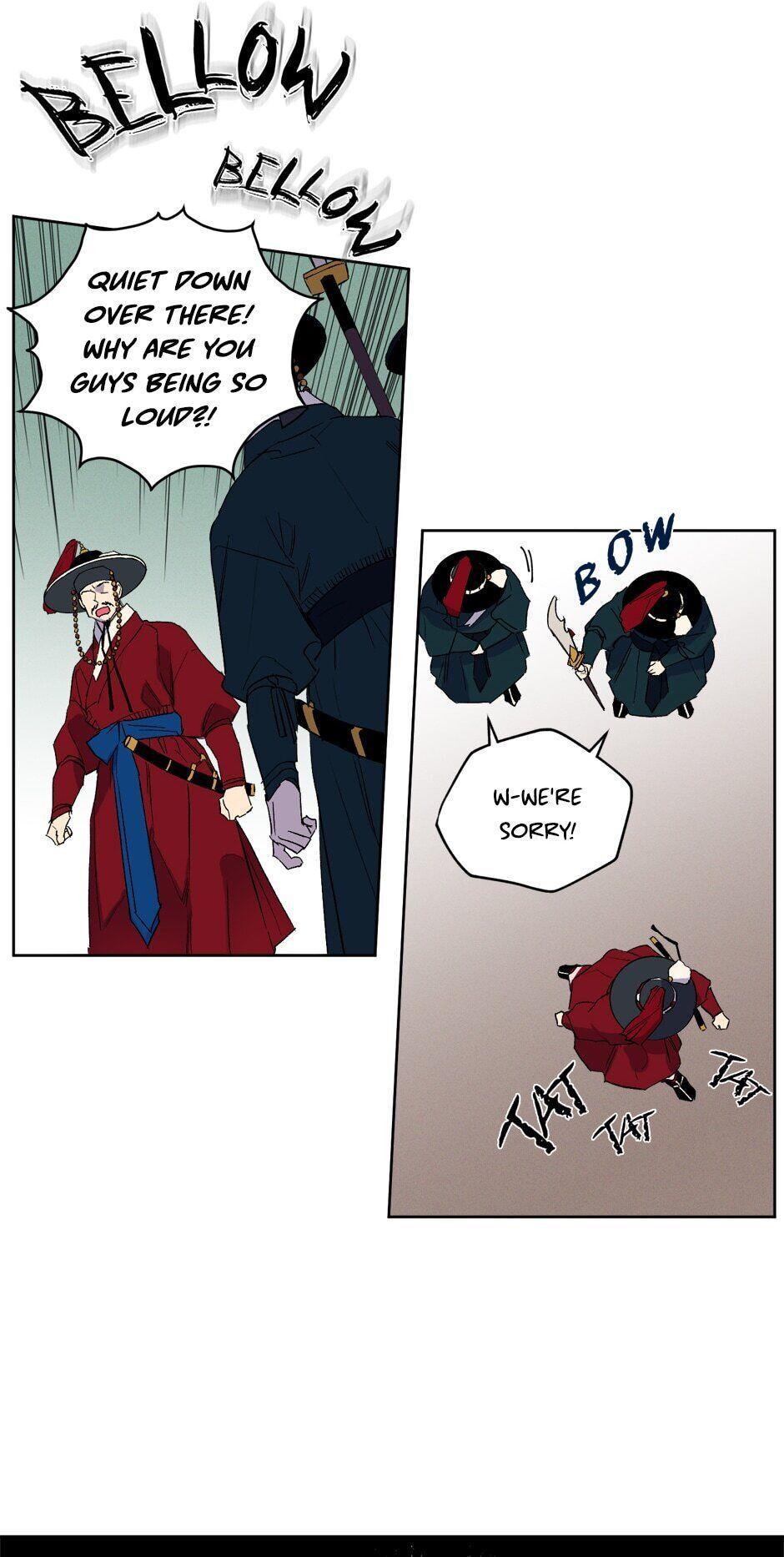 Finally, The Blue Flame Chapter 21 page 32 - Mangakakalots.com