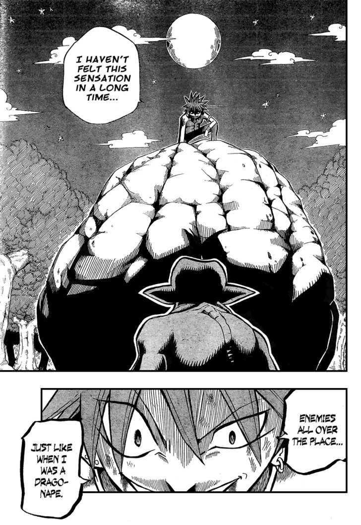 Buster Keel! Vol.2 Chapter 12 : Do It Yourself page 33 - Mangakakalots.com