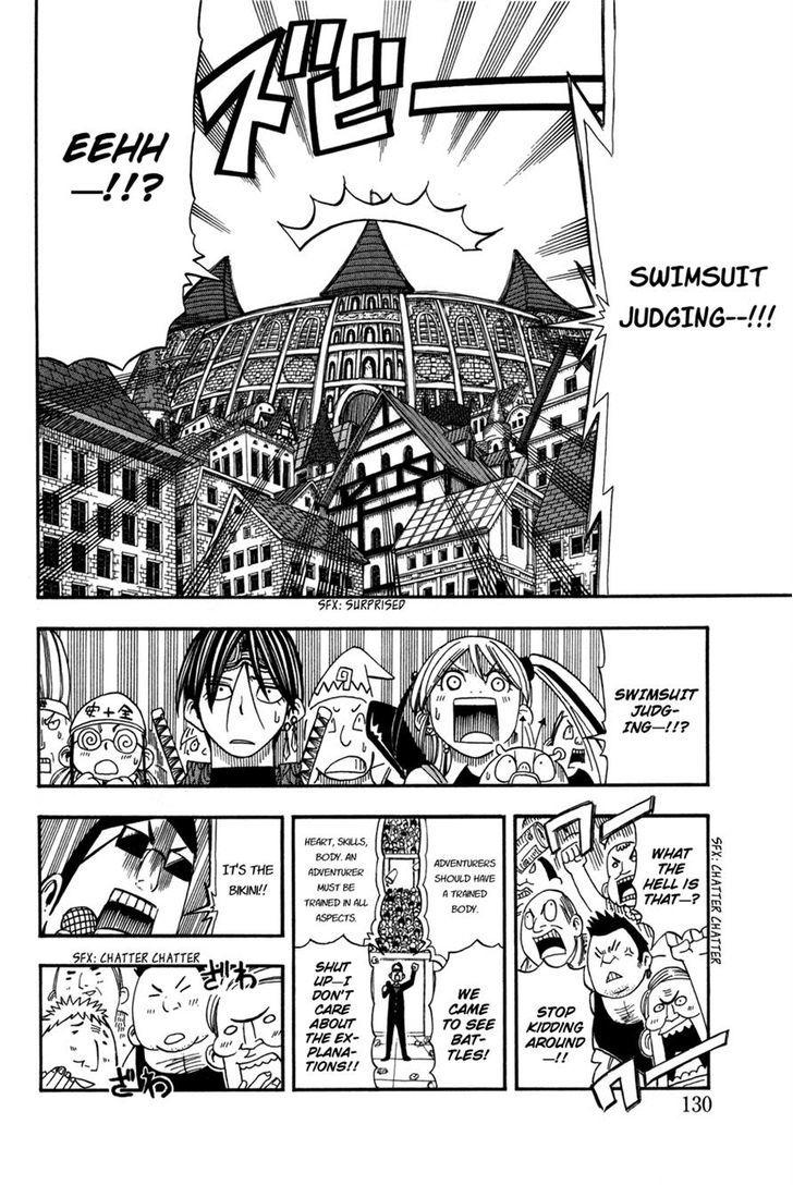 Buster Keel! Vol.7 Chapter 26 : Adventurer S Circus (Part 1) page 31 - Mangakakalots.com