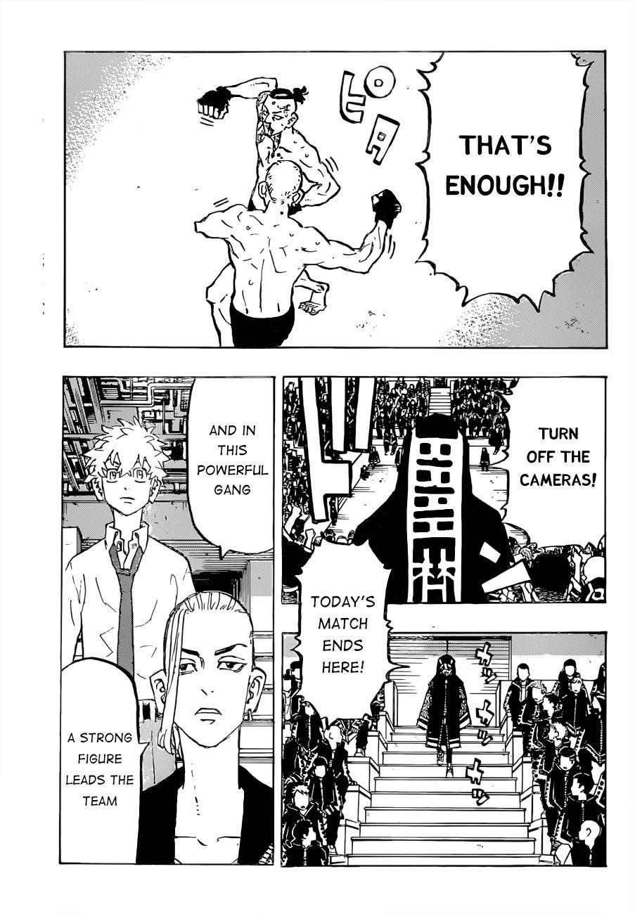 Tokyo Manji Revengers Chapter 218: Queen It Over page 8 - Mangakakalot