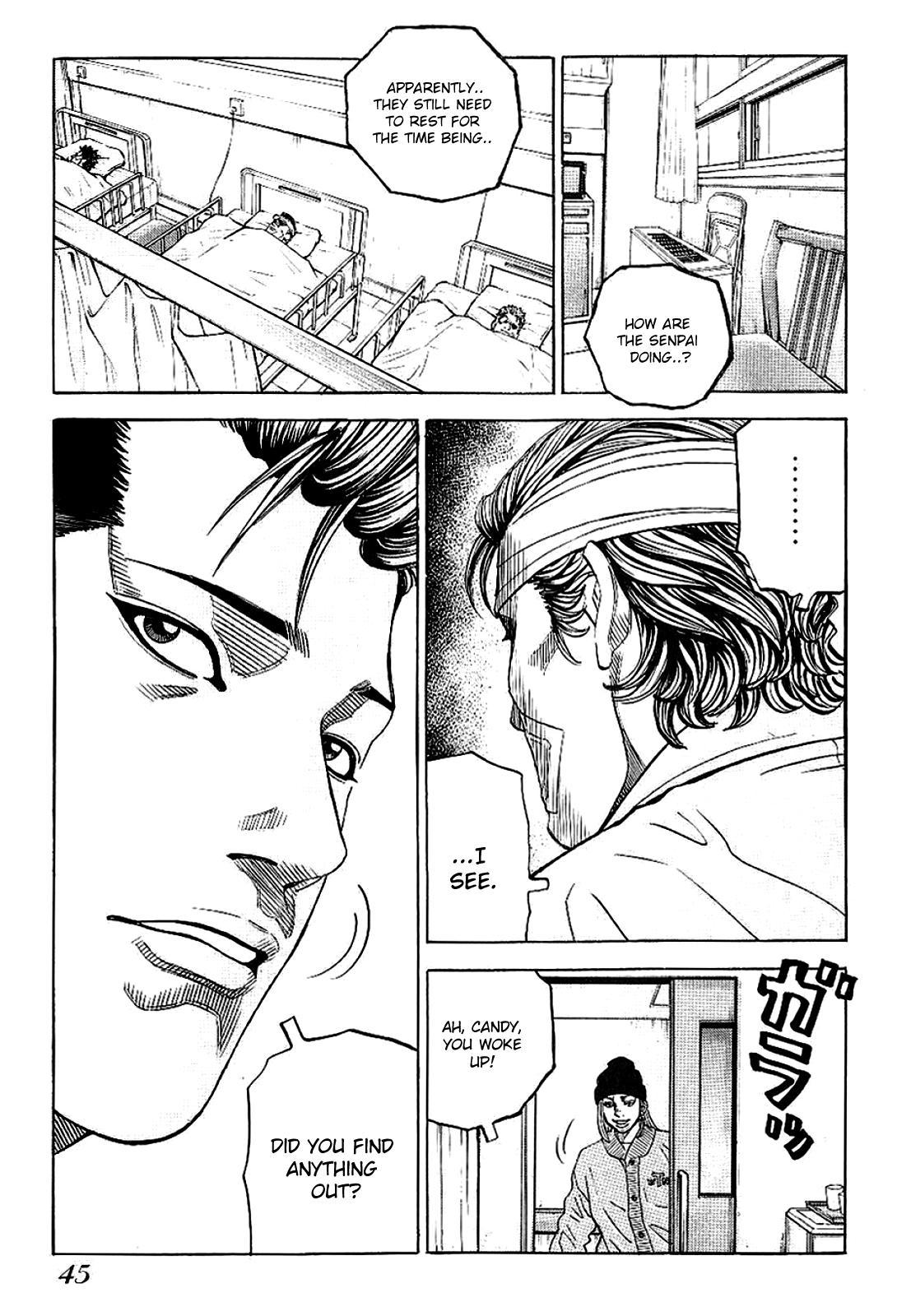 Gang King Vol.10 Chapter 72: Revenge page 17 - Mangakakalots.com